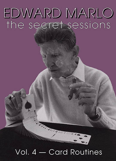 Edward Marlo - The Secret Sessions (Vol. 4)