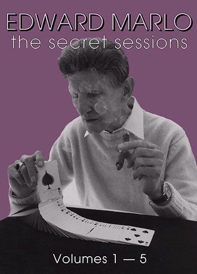 Edward Marlo - The Secret Sessions (Vols. 1 - 5)