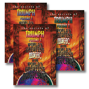 World's Greatest Triumph Vols. 1 - 3