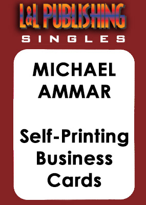 Michael Ammar - Self-Printing Business Cards