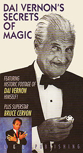 Dai Vernon's Secrets of Magic
