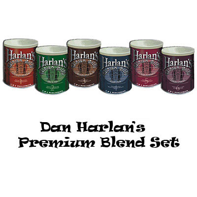 Premium Blend Set by Dan Harlan (6 volumes) video
