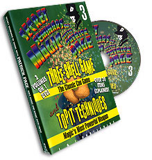 3-Shell Game/Topit Vol 3 by Patrick Page video