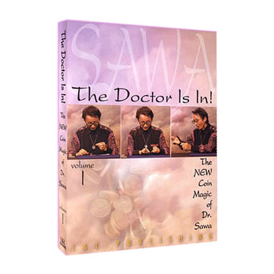 The Doctor Is In - The New Coin Magic of Dr. Sawa Vol 1 video