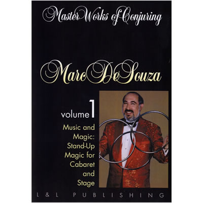 Master Works of Conjuring Vol. 1 by Marc DeSouza video - Click Image to Close