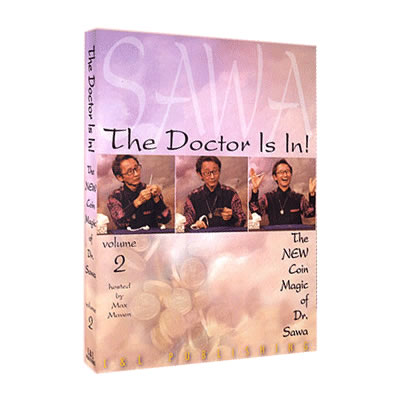 The Doctor Is In - The New Coin Magic of Dr. Sawa Vol 2 video
