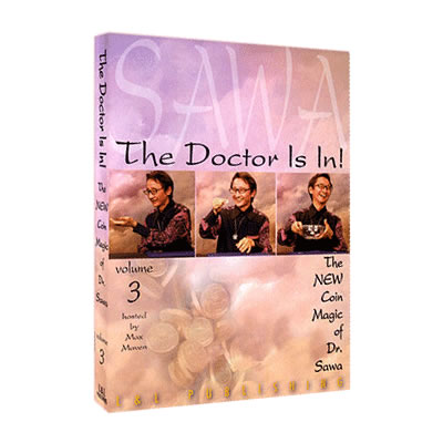 The Doctor Is In - The New Coin Magic of Dr. Sawa Vol 3 video