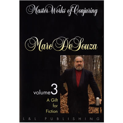 Master Works of Conjuring Vol. 3 by Marc DeSouza video