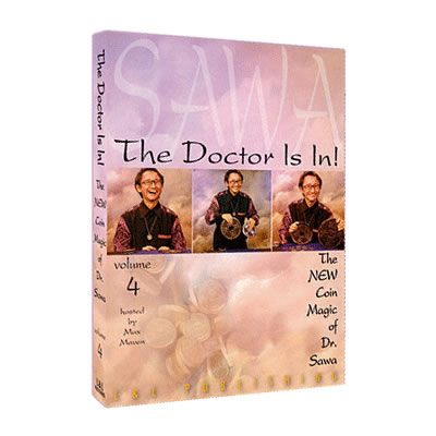 The Doctor Is In - The New Coin Magic of Dr. Sawa Vol 4 video