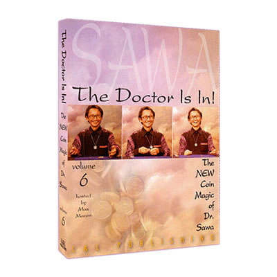 The Doctor Is In - The New Coin Magic of Dr. Sawa Vol 6 video