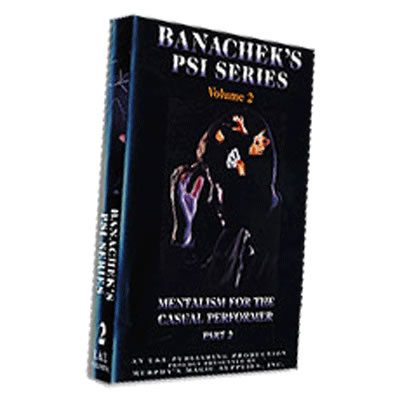 Psi Series Banachek #2 video