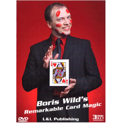 Remarkable Card Magic (3 Volume Set) by Boris Wild video