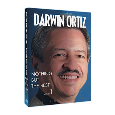 Darwin Ortiz - Nothing But The Best V1 by L&L Publishing video