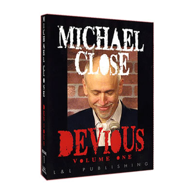 Devious Volume 1 by Michael Close and L&L Publishing video
