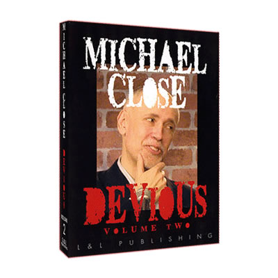 Devious Volume 2 by Michael Close and L&L Publishing video