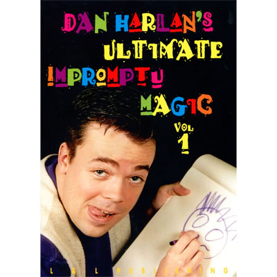 Ultimate Impromptu Magic - Dan Harlan - Volume 1 video