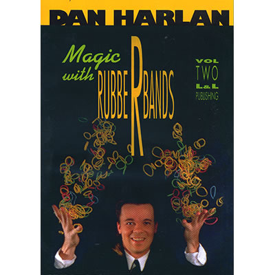 Magic with Rubber Bands by Dan Harlan - Volume 2 video