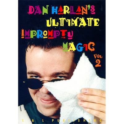 Ultimate Impromptu Magic - Dan Harlan - Volume 2 video