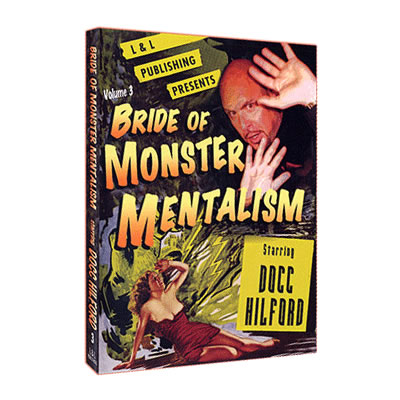 Docc Hilford Volume 3 - Bride Of Monster Mentalism video