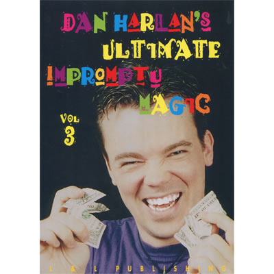 Ultimate Impromptu Magic - Dan Harlan - Volume 3 video