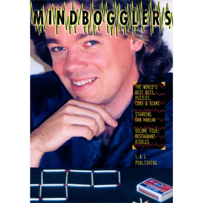 Mindbogglers vol 4 by Dan Harlan video