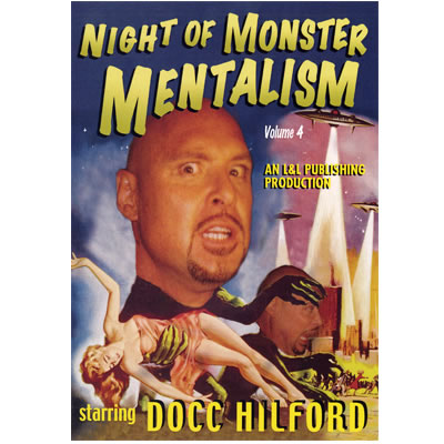 Docc Hilford Volume 4 - Night Of Monster Mentalism video