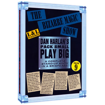 Harlan The Bizarre Magic Show video