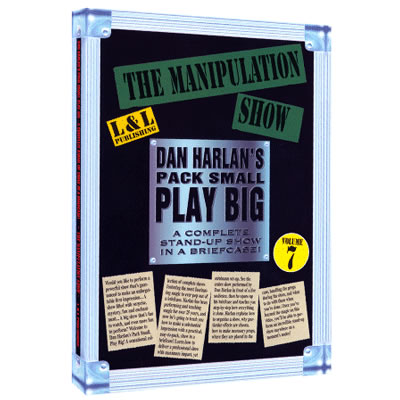 Harlan The Manipulation Show video