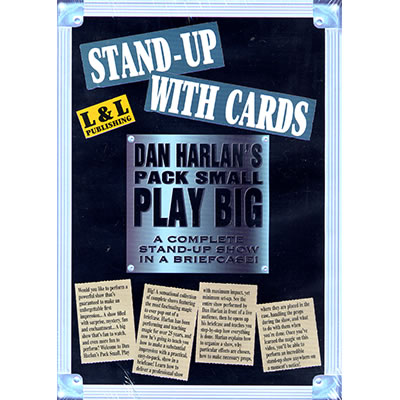 Harlan Stand Up With Cards video