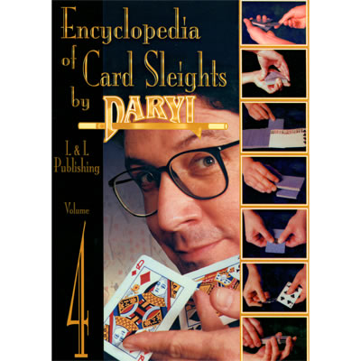 Encyclopedia of Card Sleights Volume 4 by Daryl video