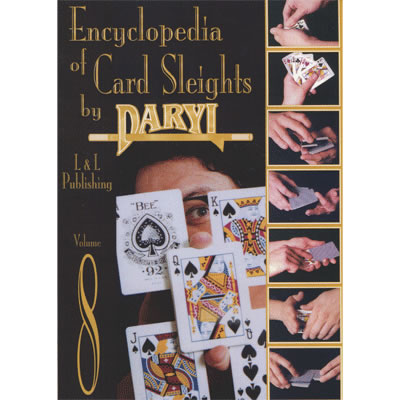 Encyclopedia of Card Sleights Volume 8 by Daryl video