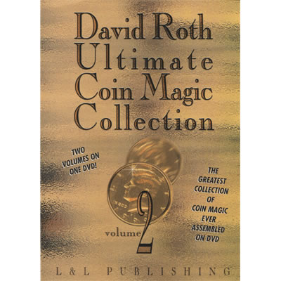 David Roth Ultimate Coin Magic Collection Vol 2 video