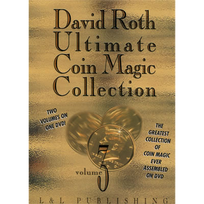 David Roth Ultimate Coin Magic Collection Vol 3 video