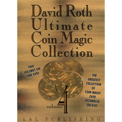David Roth Ultimate Coin Magic Collection Vol 4 video