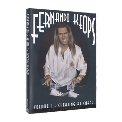 Fernando Keops Volume 1 - Cheating at Cards video