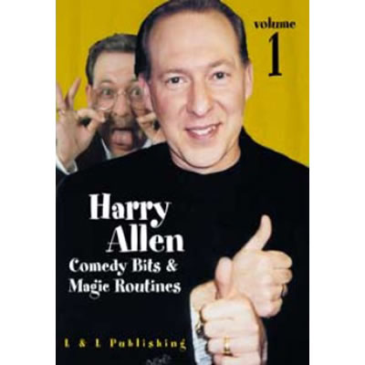 Harry Allen Comedy Bits and- #1 video
