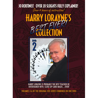 Harry Lorayne's Best Ever Collection Volume 2 video