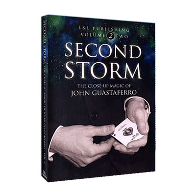 Second Storm Volume 2 by John Guastaferro video
