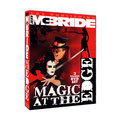 Magic At The Edge (3 Video Set) by Jeff McBride video