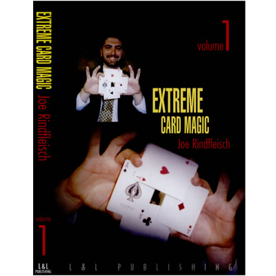 Extreme Card Magic Volume 1 by Joe Rindfleisch video