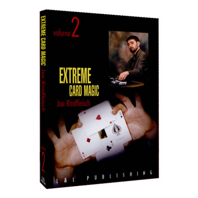 Extreme Card Magic Volume 2 by Joe Rindfleisch video