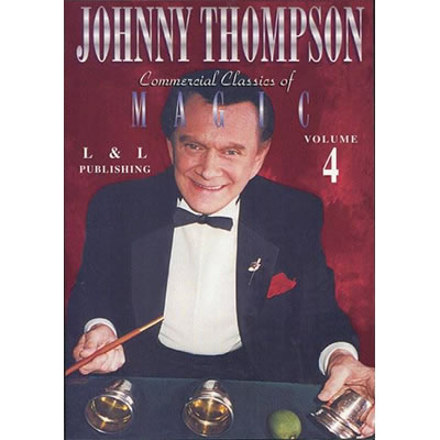 Johnny Thompson Commercial- #4 video