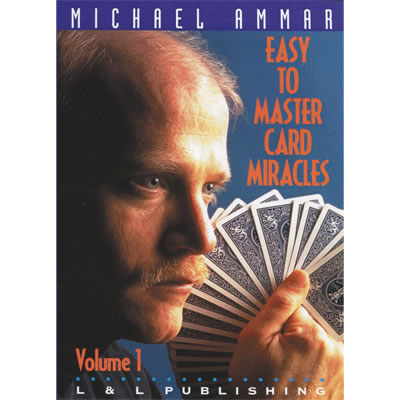 Easy to Master Card Miracles Volume 1 by Michael Ammar video