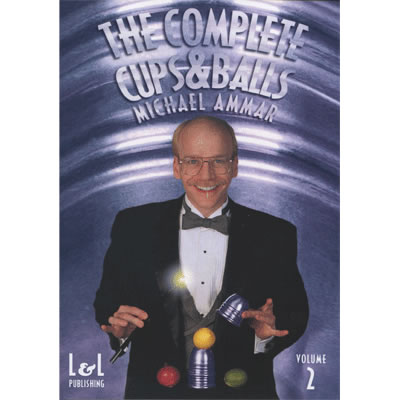 Cups & Balls Michael Ammar - #2 video