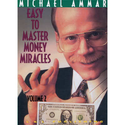 Easy to Master Money Miracles Volume 2 by Michael Ammar video