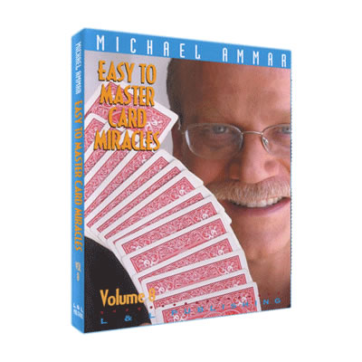 Easy To Master Card Miracles Volume 8 by Michael Ammar video
