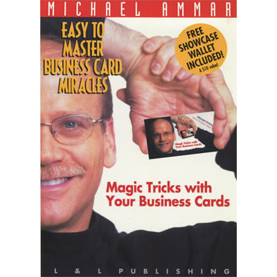 Business Card Miracles Ammar video