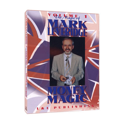 Magic Of Mark Leveridge Vol.1 Money Magic video