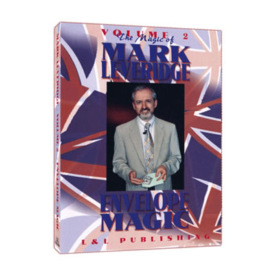 Magic Of Mark Leveridge Vol.2 Envelope Magic video