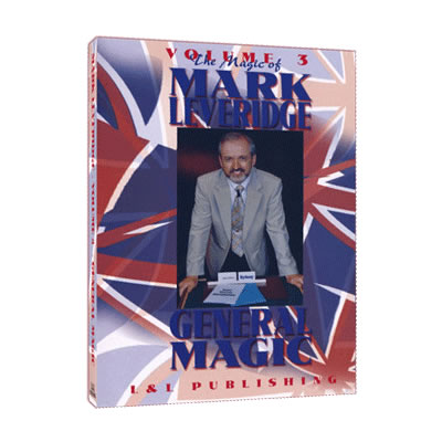 Magic Of Mark Leveridge Vol.3 General Magic video